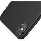 Baseus iPhone X case Original LSR Black (WIAPIPHX-SL01)