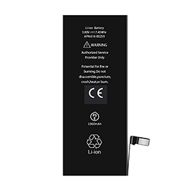 Batteries Apple pour iPhone 7 1960 mAh
