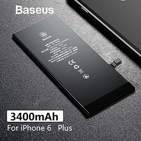 Batteries pour iphone 6 plus 3400 mAh