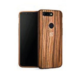 One Plus 5T Rosewood Bumper Case