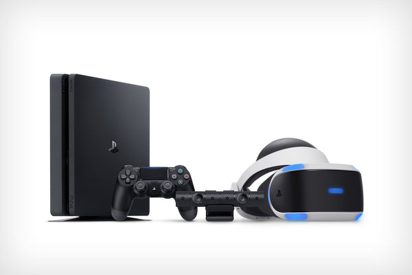 Pack Playstation VR + caméra + casque VR + VR World