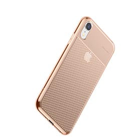 Baseus iPhone Xr case Glistening & Transparent Transparent (WIAPIPH61-ST01)