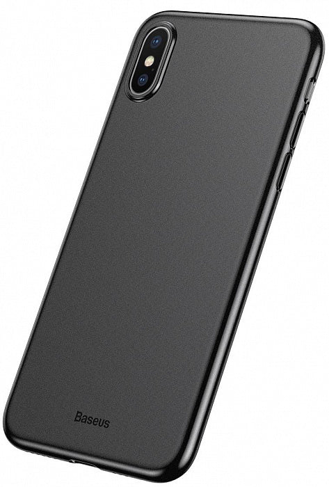 Baseus iPhone Xs case Wing Black (WIAPIPH58-E01)