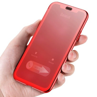 Baseus iPhone Xr case Touchable Red (WIAPIPH61-TS09)