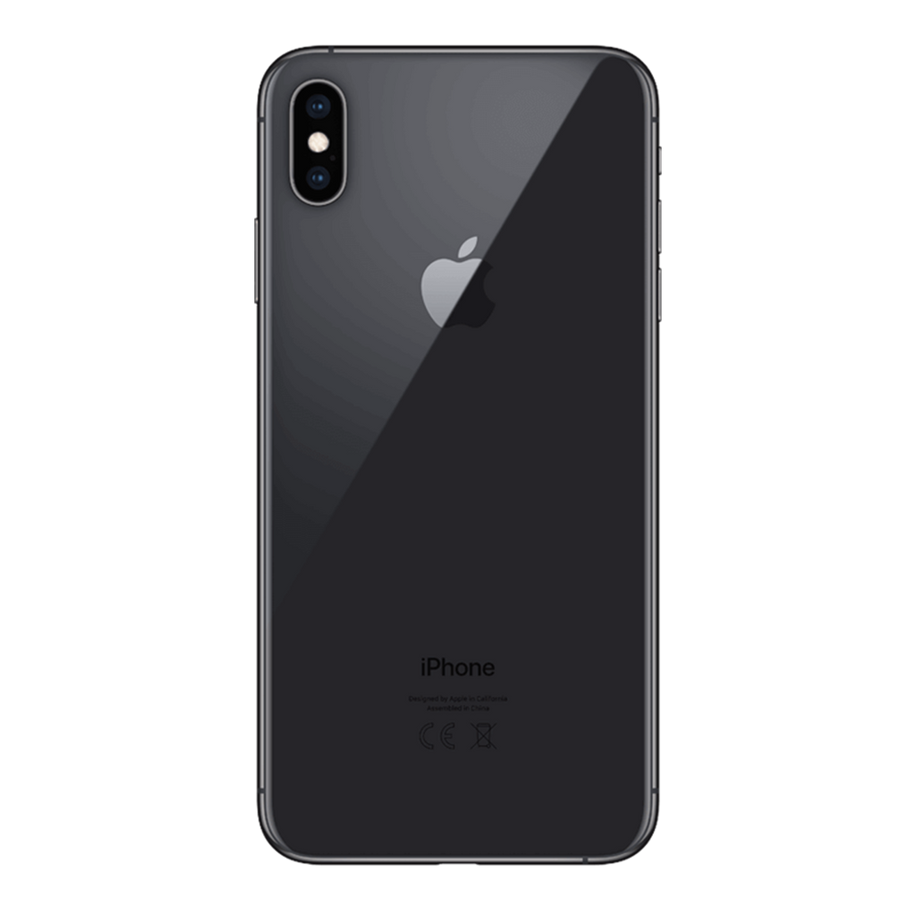 Iphone-XS-Max-noir-dos