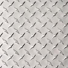 .100 Aluminum Diamond Tread <br>