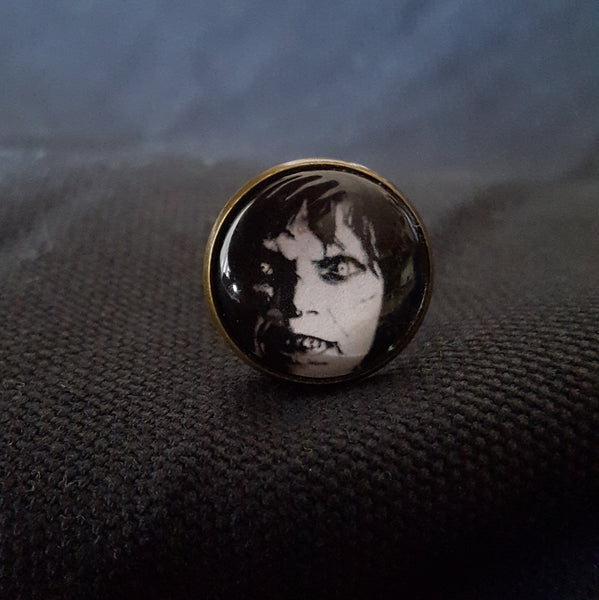 Regan MacNeil Exorcist Ring