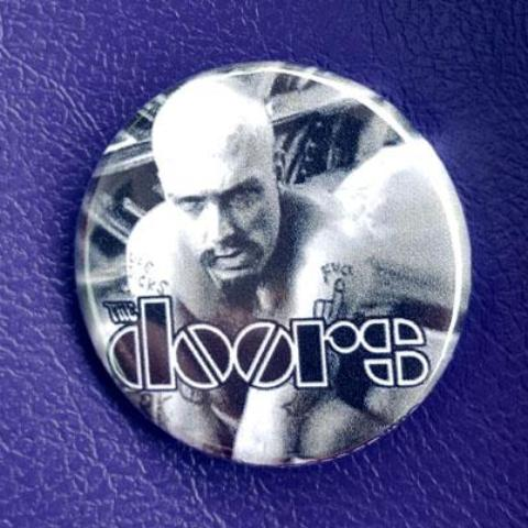 GG Allin DOORS 1.25 inch Pinback Button or Magnet