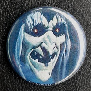 Grimm's Ghost Stories Witch 1.25 inch Pinback Button or Magnet