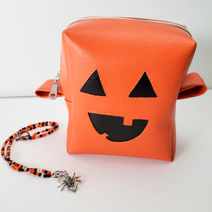 Cute O' Lantern Box Buddy Pouch