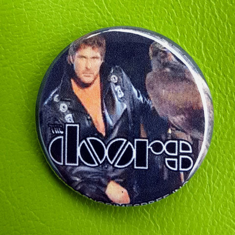 David Hasselhoff DOORS 1.25 inch Pinback Button or Magnet