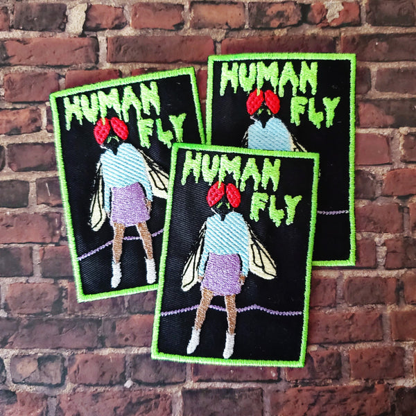 Human Fly Patch
