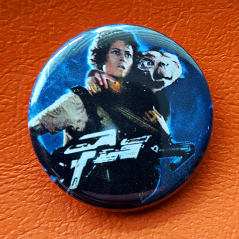 Alienz Ripley 1.25 inch Pinback Button or Magnet