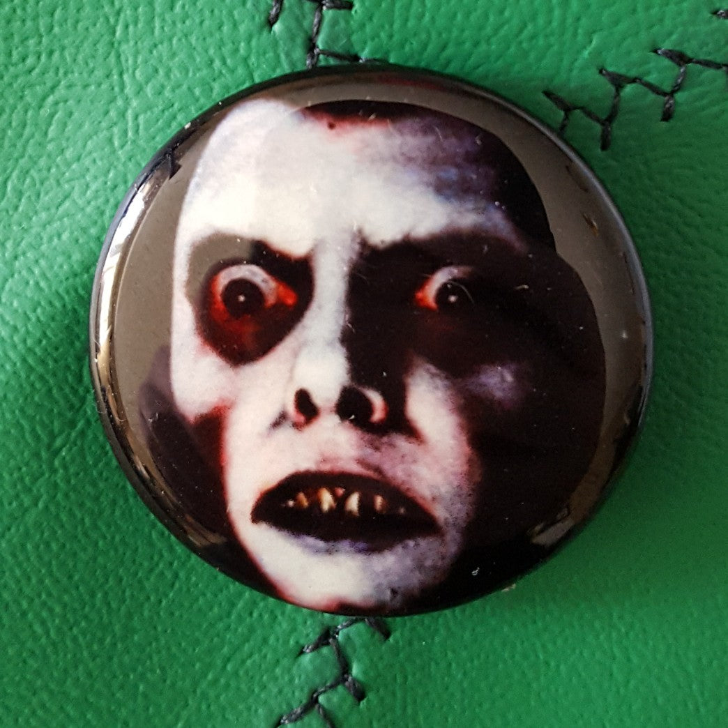 Pazuzu (Glow in the dark edition)  1.25 inch Pinback Button