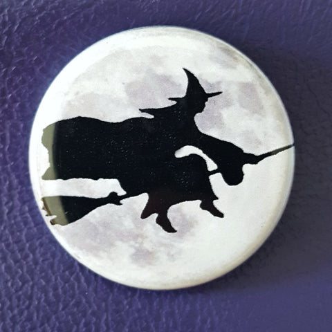 Sweep the skies (Glow in the dark edition)  1.25 inch Pinback Button