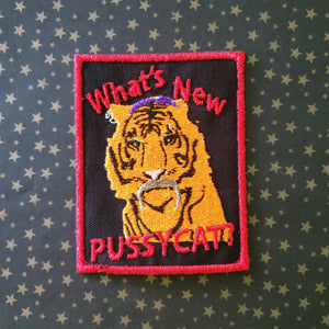 Tiger Joe Exotic Patch