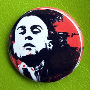 Taxi Driver Travis Bickle 1.25 inch Pinback Button or Magnet