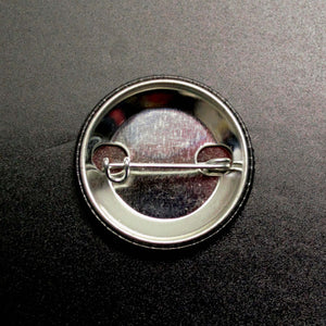 Have you seen this man? Twin Peaks Cage 1.25 inch Pinback Button or Magnet