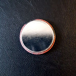 Load image into Gallery viewer, Freddy Equal Pinback Button 1.25 inch Pinback Button or Magnet