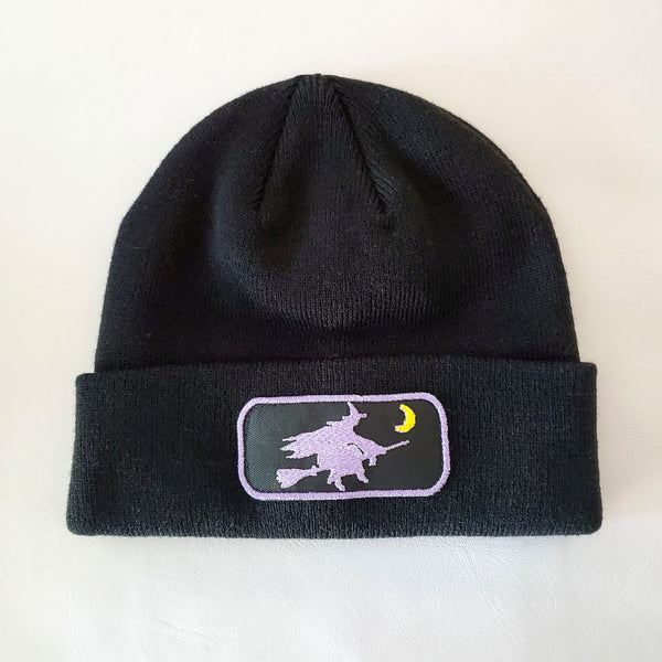 Flying High Witch Beanie