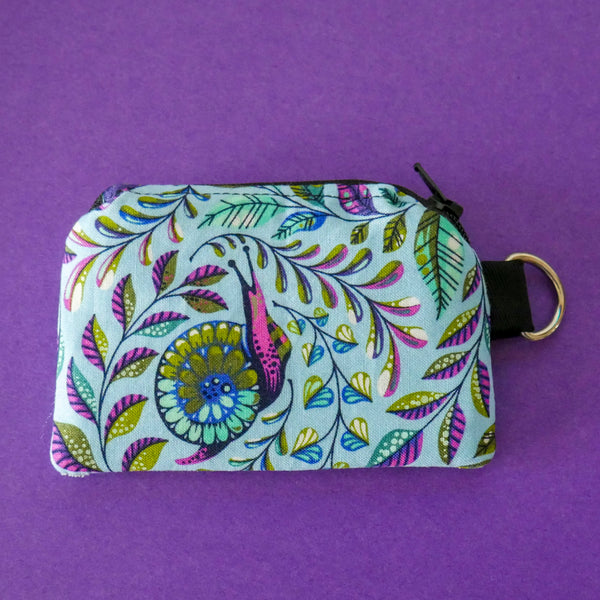 Soothing Snails Coin Purse