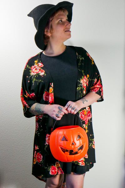Fall Loving Witch Cover Up