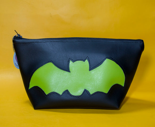 Black Slime Bat Pouch