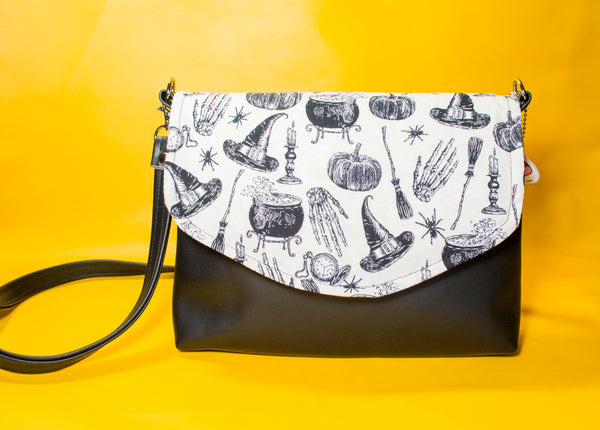 Wicked Witch Flapover Purse