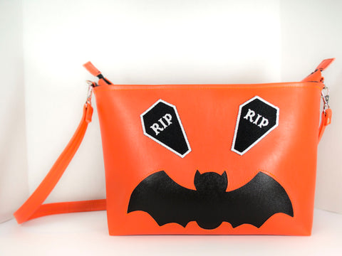 Halloween Themed Purse