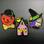 Load image into Gallery viewer, halloween decor vintage cutout patches