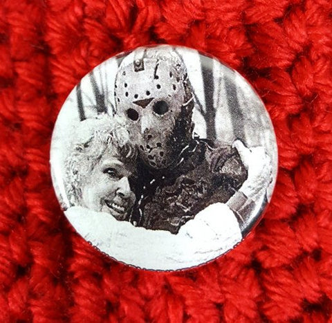 Voorhees Family Love 1.25 inch Pinback Button or Magnet