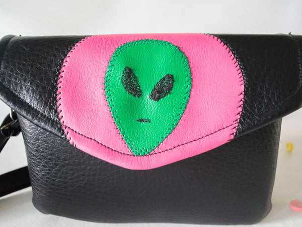 Out of this World Crossbody