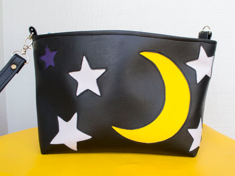 Midnight Skies Small Tote