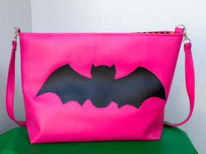 Sweetheart Bat Large Tote
