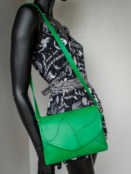 Frankenstein's Monster Flapover Crossbody