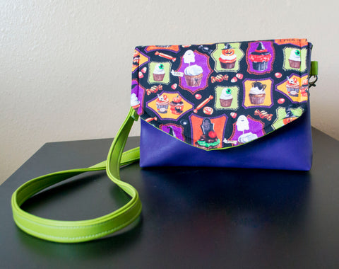 Monster Candy Flapover Crossbody