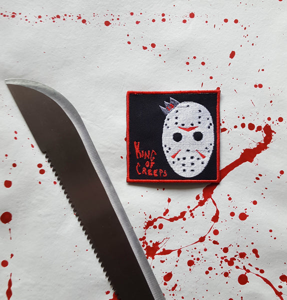 King of the Creeps Jason Patch