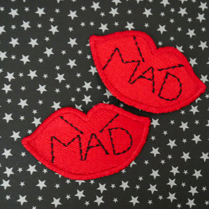 Mad Club Patch