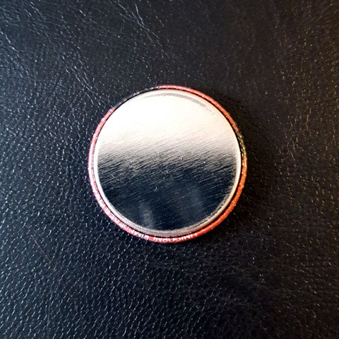 When it rains 1.25 inch Pinback Button or Magnet