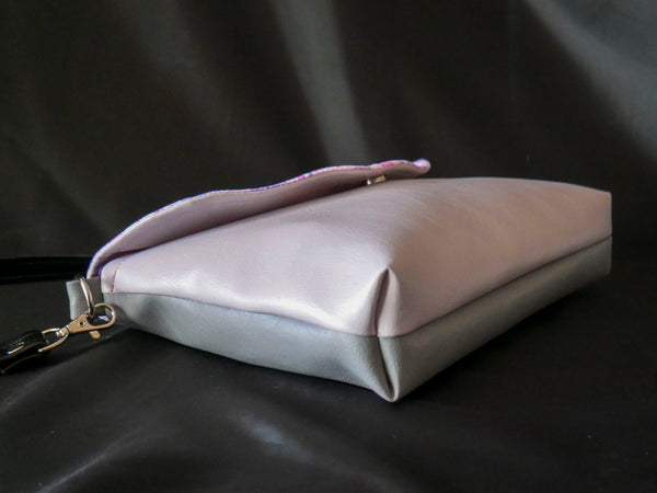 Lala Lavender Witch Flapover Purse