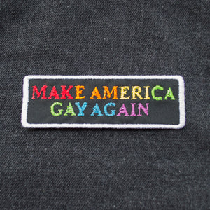 Make America Gay Again Patch
