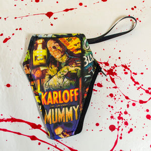 Monster Mash Mini Coffin Pouch