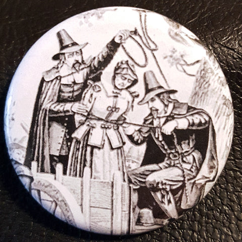 Vintage Witchcraft #2.       1.25 inch Pinback Button or Magnet