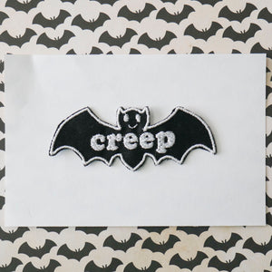 Cute Lil Creep Bat Patch