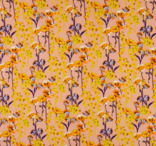 Load image into Gallery viewer, Summer Floral Cane Skin