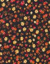 Load image into Gallery viewer, Black Floral Cane Skin