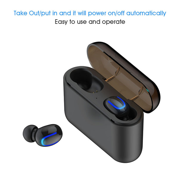 Bluetooth Earphone True Wireless Stereo Earbuds