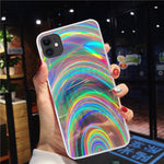 Colorful Rainbow Case for iPhone 11 Pro Max