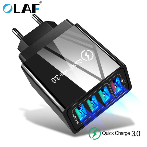 OLA USB Charger Quick Charge 3.0 Fast Charger