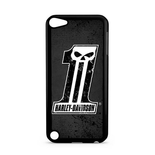 1 harley davidson iPod Touch Case